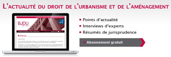 Newsletter La lettre BJDUonline
